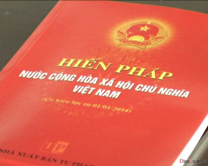 Bảo hiến vì quyền con người trong Hiến pháp 2013